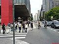 Av Paulista e o Museu MASP - Sao Paulo SP - panoramio.jpg