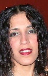 Azam Ali Iranian-American singer and musician