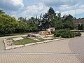 Bányászemlékmű, Szent Borbála tér, 2018 Oroszlány.jpg