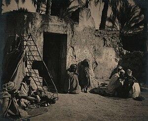 Touggourt - Touggourt in January 1913