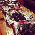 BBQ feast @ Rollin' Smoke... Shape shifting. -fat -obese -help.jpg