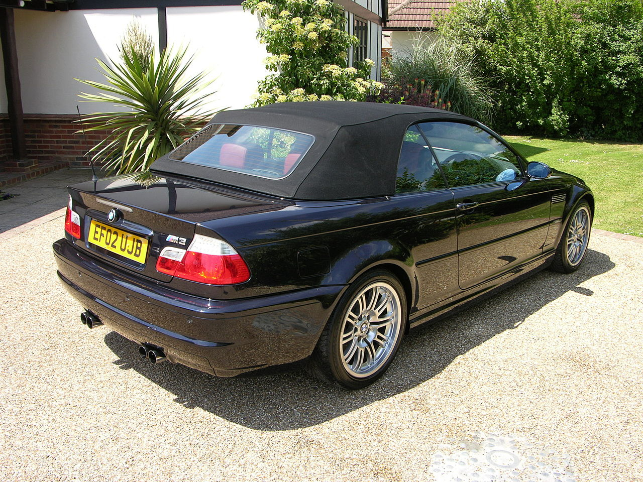 file bmw m3 e46 convertible flickr the car. Black Bedroom Furniture Sets. Home Design Ideas