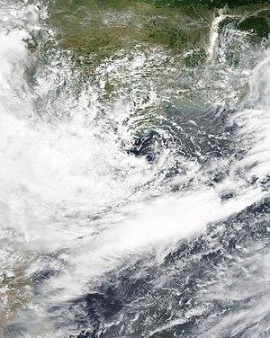 2017 North Indian Ocean cyclone season - Image: BOB04 2017 07 18 0455Z