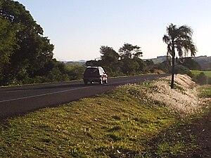BR-285 - Image: BR 285 em Panambi