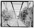 BRIDGE CENTER VIEW. LOOKING NORTH-NORTHEAST - Road S-455 Bridge, Spanning Reedy River on Road S-455, Greenville, Greenville, SC HAER SC-39-3.tif
