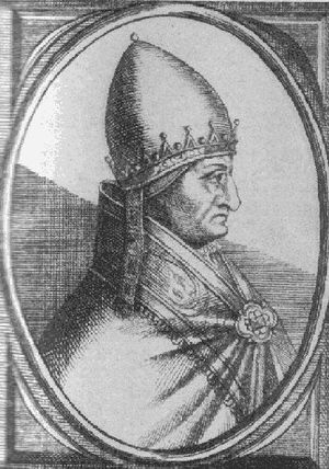 Pope Gregory X - Image: B Gregor X