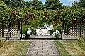 Baby Garden City of London Cemetery Entrance path.jpg