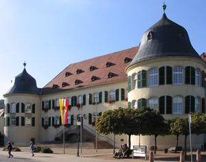 Bergzabern Palace - Bad Bergzabern Schloss