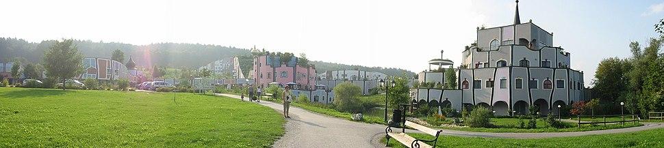 Hot springs, Bad Blumau (Austria)