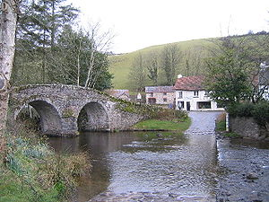 Lorna Doone - Badgworthy water, Malmsmead