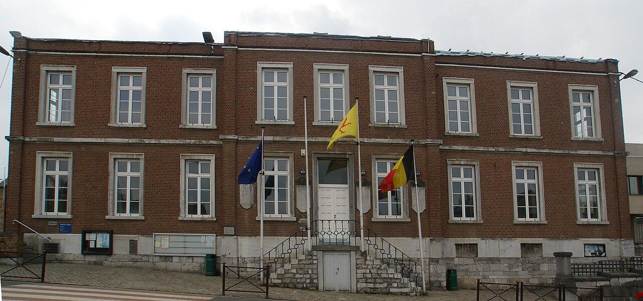 Baelen (Belgium): Town Hall