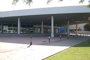 Rabobank Theater and Convention Center - Rabobank Theater and Convention Center Entrance