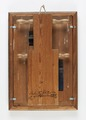 Baksida av gregoriansk kalendarium perpetuum, 1720 - Skoklosters slott - 93149.tif