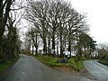 Ballinacarrig road junction - geograph.org.uk - 705472.jpg