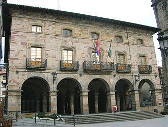 Balmaseda - Balmaseda's town hall