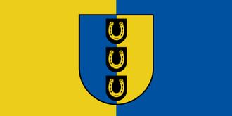 Pskov Oblast - Image: Baltinavas novads Flag