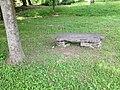 Banc en pierre à La Sathonette.jpeg