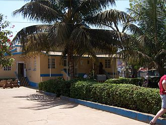 Gambia National Museum - Image: Banjul National History