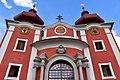 Banská Štiavnica - Kalvária - horný kostol - 2020.jpg