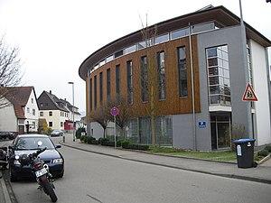 Urbach, Baden-Württemberg - The Baptist Church