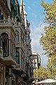 Barcelona - Passeig de Gràcia - View NW on Illa de la Discòrdia II.jpg