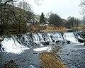Barley Bridge Weir - geograph.org.uk - 1715148.jpg