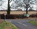 Barn Lane junction, Marton - geograph.org.uk - 1130553.jpg