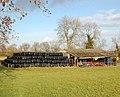 Barn and bales, Broadwell - geograph.org.uk - 1130512.jpg