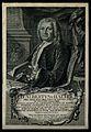 Baron Albrecht von Haller. Line engraving. Wellcome V0002521.jpg