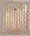 Barry Henry and Cook Ltd, Aberdeen drainage cover.jpg