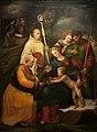 Bartolomeo Ramenghi (1484-1542) - De Heilige Familie met Benedictus, Paulus en Maria Magdalena (1525) - Bologna Pinacoteca Nazionale - 26-04-2012 9-14-39.jpg