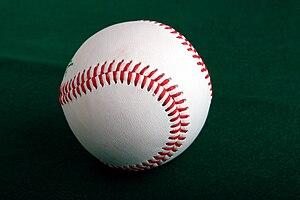 Projectile - Image: Baseball