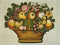 Basket of Fruit with Flowers G-001988-20120926.jpg