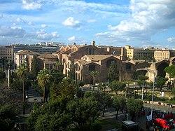 Immagine del Terme di Diocleziano(Museo nazionale romano)
