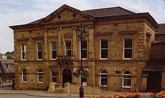 Batley - Image: Batley Town Hall