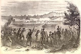 Battle of Carthage (1861) battle of the American Civil War