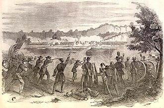 Battle of Carthage (1861) - Image: Battle of Carthage (1861)