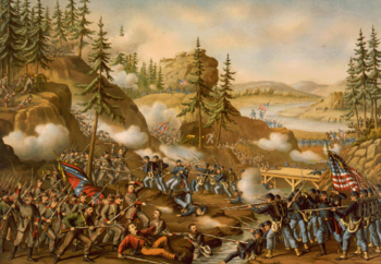Battle of Chattanooga III