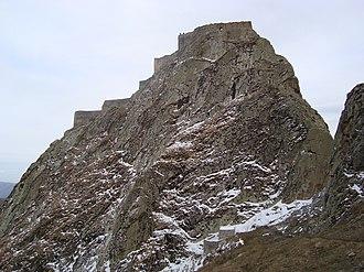 Babak Fort - Babak Castle