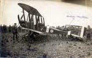 No. 38 Squadron RAF - Image: Be 2d