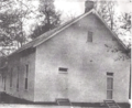 Bearwallow Church, 1909.png