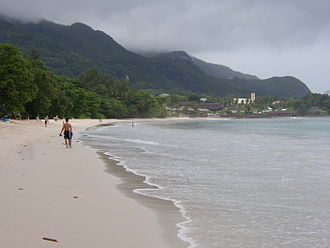 Beau Vallon, Seychelles - Beau Vallon Beach
