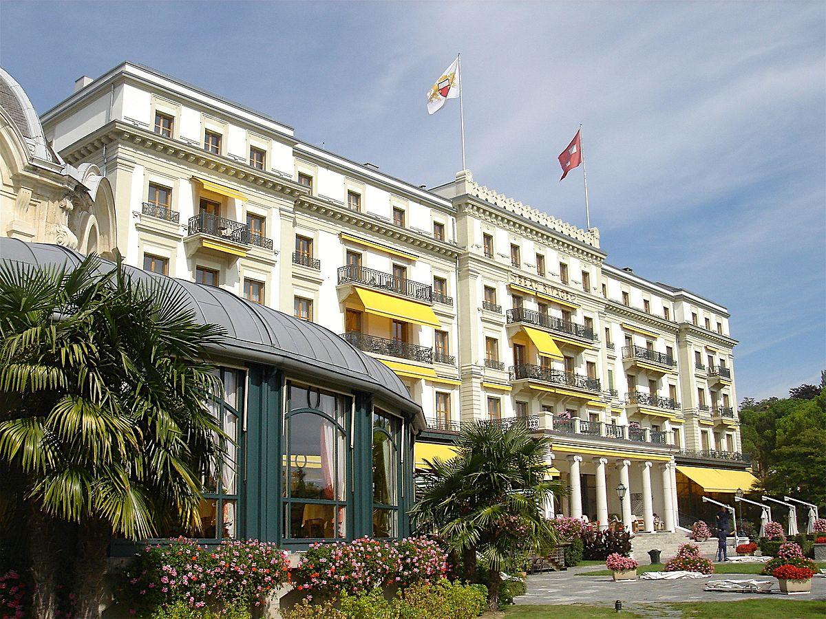Beau Rivage Palace Hotel Geneva