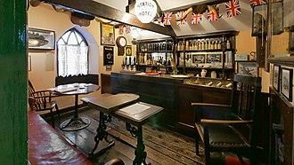 Beck Isle Museum - Image: Becks Isle Museum Pickering Station Hotel H1d