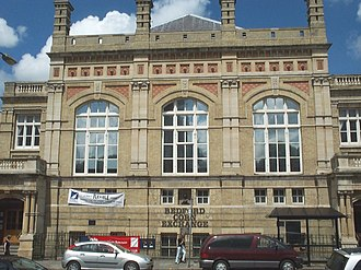 Castle, Bedford - Bedford Corn Exchange