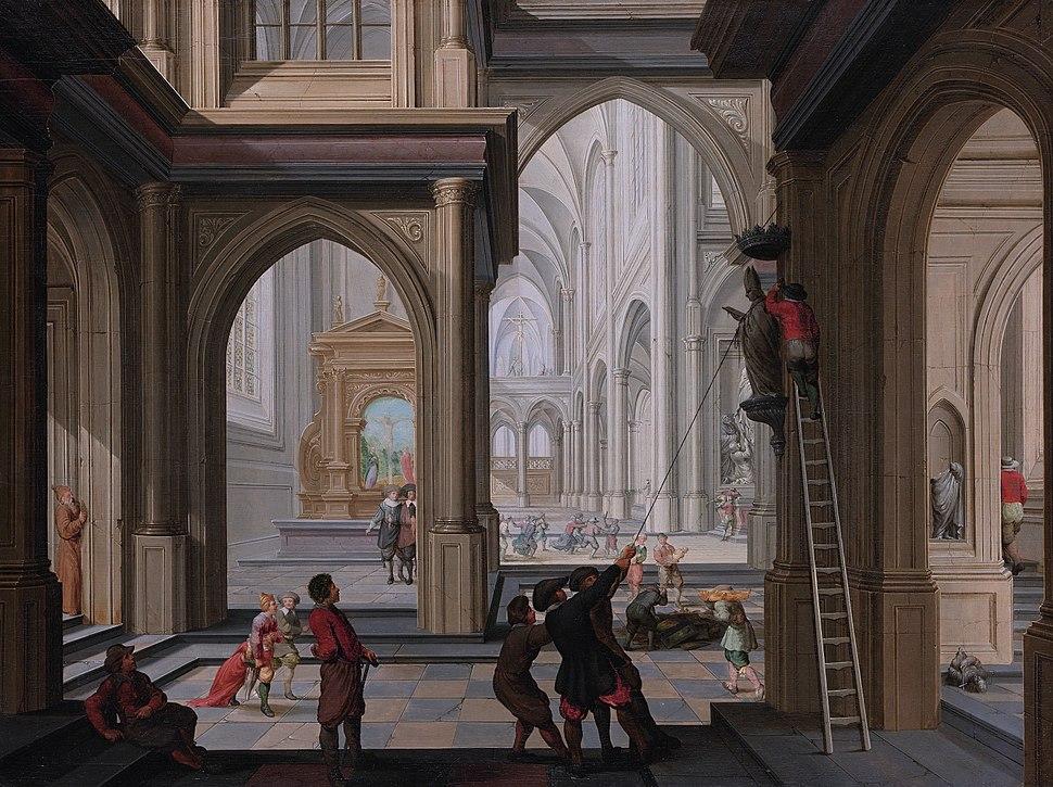 Beeldenstorm(painting)