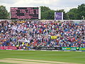Beer Snake, West Stand, Headingley Stadium during the second day of the England-Sri Lanka test (21st April 2014) 002.JPG