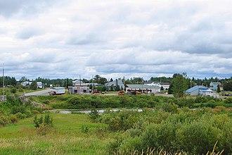 Belcourt, Quebec - Image: Belcourt QC