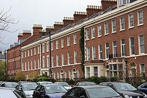 Queen's University Belfast - University Square buildings