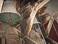 Bells of the calvinist church in Luncani, Cluj.jpg